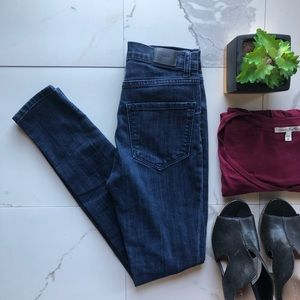 BDG Urban Outfitters Dark Wash Skinny Jeans